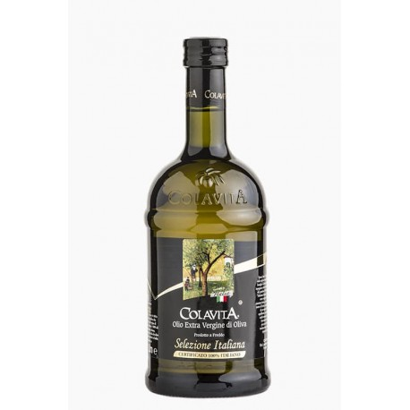 HUILE D'OLIVE EXTRA VIERGE 100 % ITALIENNE 1 litre