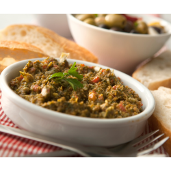 TAPENADE COURGETTES GRILLEES 1KG SUDNSOL