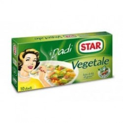 DADI STAR VEGETALE x10pcs