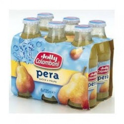 JUS DE FRUIT POIRE 6x125cl